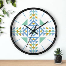 Cargar imagen en el visor de la galería, Wall Clock, Clocks, Southwestern, Organic Theme, Wooden Clock, Time, Wall Decor, Midwest, Wood, Plexiglass, Decor, Home Decor, Gifts