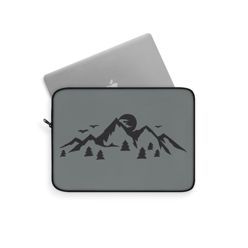 Laptop Sleeve | Computer Case | Midwest Electronic Case | Computer Accessory Case Mountain Computer Sleeve