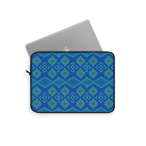 Laptop Sleeve, Southwest | Laptop Case Computer Case | Travel Laptop Case | Southwestern Laptop Sleeve, Accessories Gifts, Turquoise