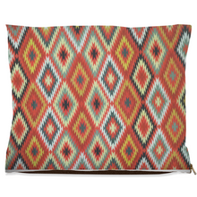 Load image into Gallery viewer, Dog Beds | Aztec Print Dog Bed | Southwest Themed Dog Bed, Pet Bed