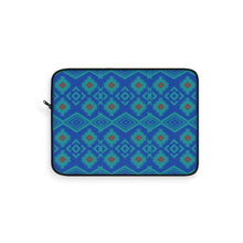 Load image into Gallery viewer, Laptop Sleeve, Southwest | Laptop Case Computer Case | Travel Laptop Case | Southwestern Laptop Sleeve, Accessories Gifts, Turquoise