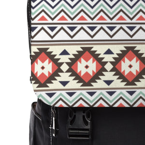 Southwestern Backpack | Unisex Casual Shoulder Backpack