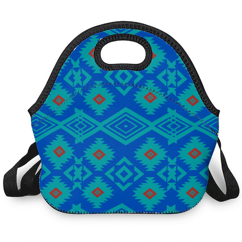 Insulated Lunch Bag Southwest With Straps