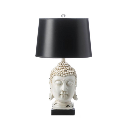 Table Lamp, Laos Buddha Table Lamp, Home Decor, Modern
