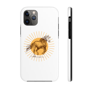 Phone Case Western Sun Tough Phone Case