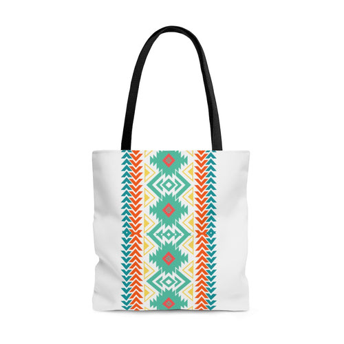 Tote Bag, Southwest Tote Bag | Aztec Market Tote Bag | Gifts for Mom, Wife, Friend Tote Bag