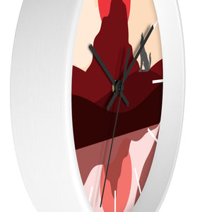 Southwest Midwest Wall Clock
