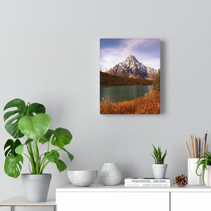 Mountain Scenery Wall Art | Canvas Wall Decor
