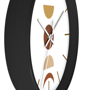 Wall Clock, Clocks, Moon Faces, Organic Theme, Wooden Clock, Time, Wall Decor