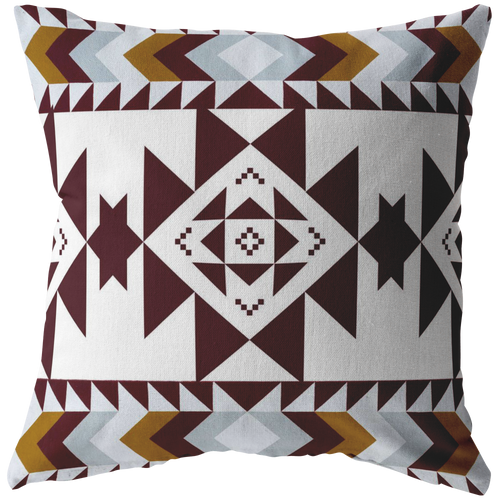 Rustic Southwest Accent Pillow