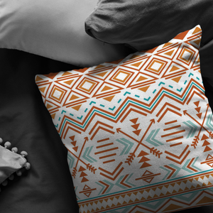 Accent Pillow, Southwestern Bedding, Pillow
