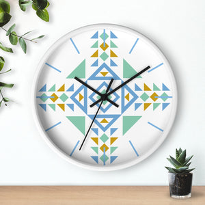 Wall Clock, Clocks, Southwestern, Organic Theme, Wooden Clock, Time, Wall Decor, Midwest, Wood, Plexiglass, Decor, Home Decor, Gifts