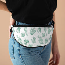 Load image into Gallery viewer, Fanny Pack | Midwest Cactus Fanny Pack