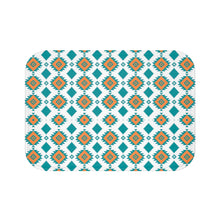Load image into Gallery viewer, Southwestern Bath Mat | Boho Bathroom Mat Rug