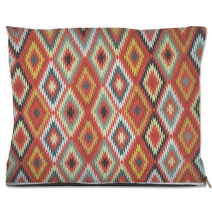 Dog Beds | Aztec Print Dog Bed | Southwest Themed Dog Bed, Pet Bed