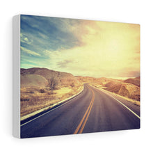 Load image into Gallery viewer, Canvas, Desert Road, Wall Art Canvas, Home Decor, Wall Decor, Midwest
