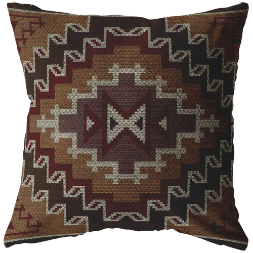 Accent Pillow, Southwestern Bedding