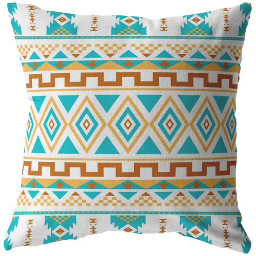 Southwestern Earth Tones Pillow