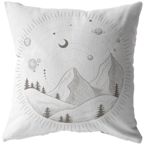 Accent Pillow, Space Mountain