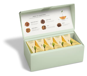 Last Chance - Presentation Box Green Tea Assortment