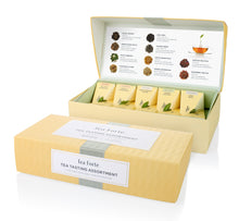 Load image into Gallery viewer, Petite Presentation Box Tea Tasting Assortment