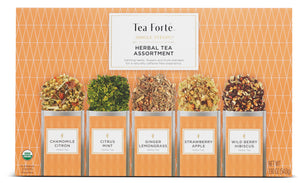Single Steeps Herbal Tea Assortment