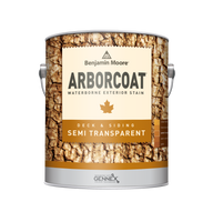 Arborcoat® Waterborne Exterior Stain Semi Transparent - F638