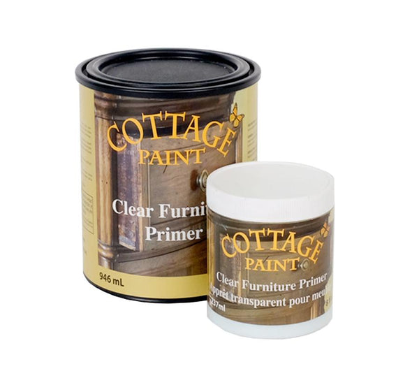 Cottage Paint Clear Furniture Primer