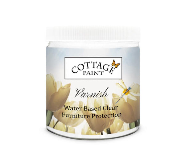 Cottage Paint Flat Varnish