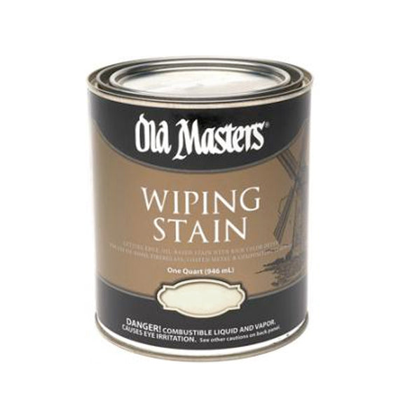 Old Masters Wiping Stain Aged Oak