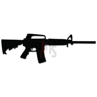 Assault Rifle AR-15 Gun Decal Sticker