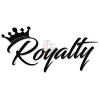 Royalty Crown JDM Japanese Decal Sticker Style 2