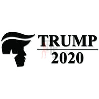 Trump 2020 Donald President Decal Sticker
