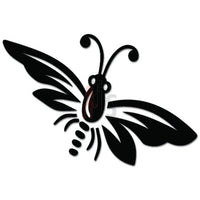 Cute Butterfly Insect Decal Sticker Style 1