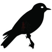 Bluebird Bird Animal Wildlife Decal Sticker