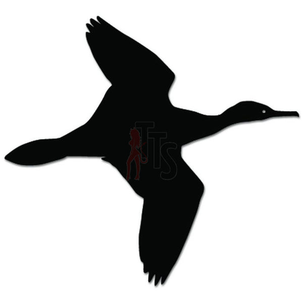 Cormorant Bird Animal Wildlfe Decal Sticker