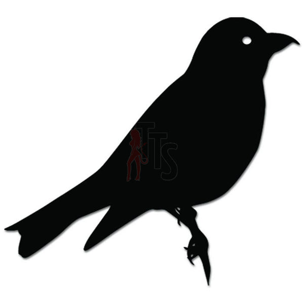 Crossbill Bird Animal Wildlife Decal Sticker