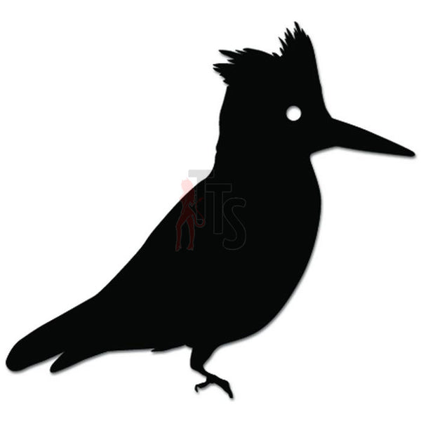 Kingfisher Bird Animal Wildlife Decal Sticker