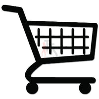 Shopping Cart Grocery Errands JDM Japanese Decal Sticker