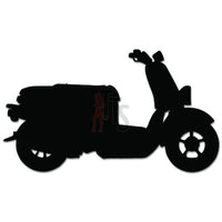 Yamaha C2 Vox Moped Scooter Motorcycle Decal Sticker