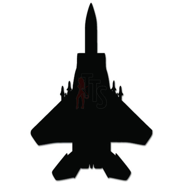 F-14 Tomcat Fighter Jet Military Decal Sticker