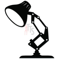 Desk Lamp Light Decal Sticker