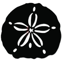 Sand Dollar Sea Urchins Decal Sticker