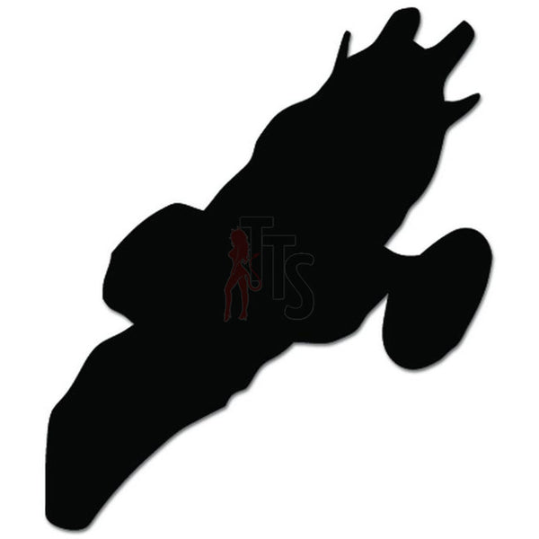 Serenity Firefly Spaceship Decal Sticker