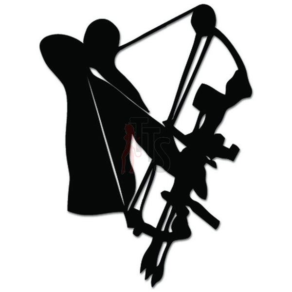 Archer Hunting Hunter Decal Sticker