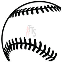 Baseball Ball Sports Decal Sticker