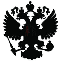 Russia Eagle Coat of Arms Decal Sticker