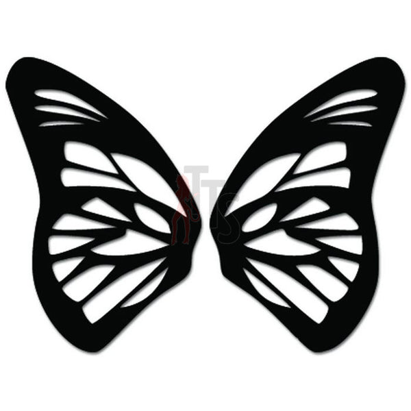 Butterfly Wings Decal Sticker