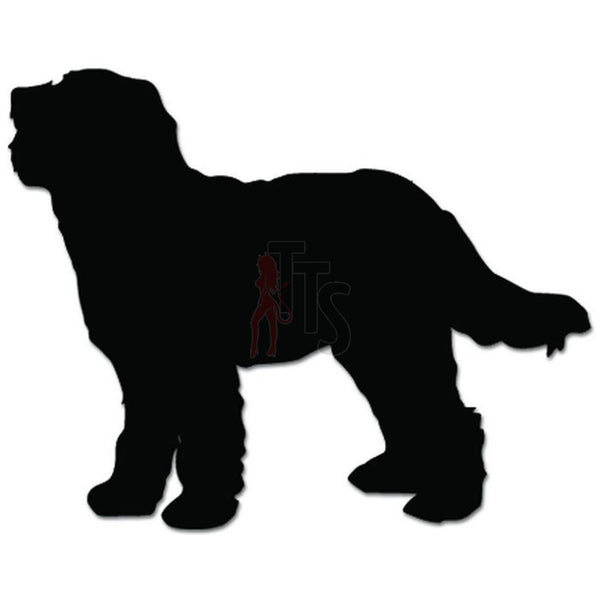 Goldenpoodle Dog Pet Lover Decal Sticker