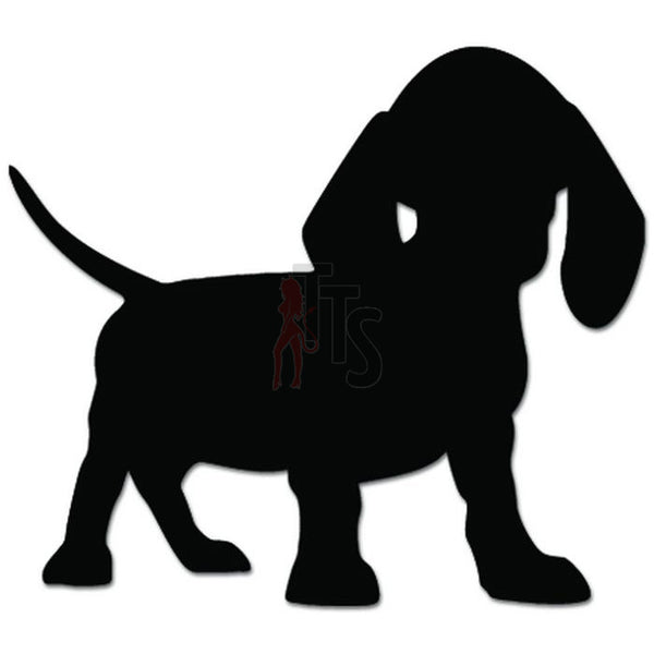 Beagle Dog Puppy Pet Lover Decal Sticker